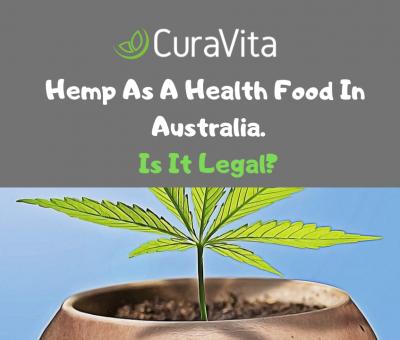 is hemp legal in australia?