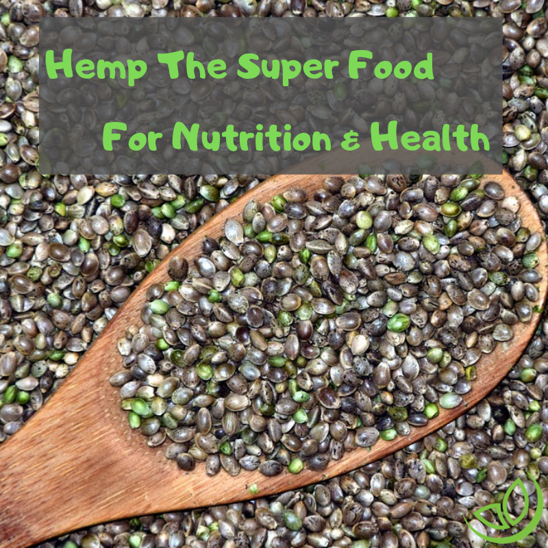 hemp protein and health