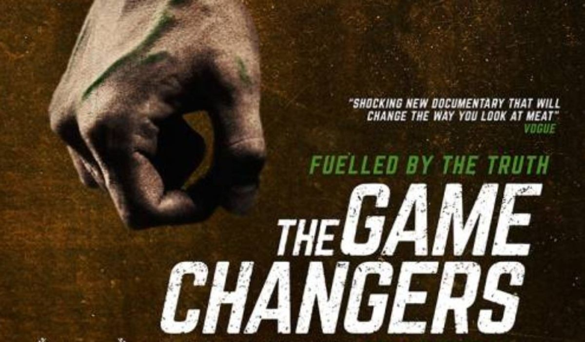 the gamechangers plant diet movie