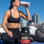 Whey Protein Australia - Optimum Nutrition Supplements