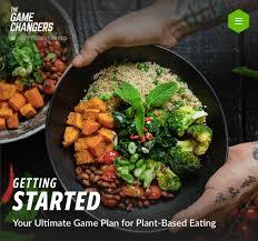 gamechangers recipes